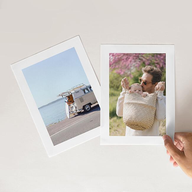 Nos tirages photo premium