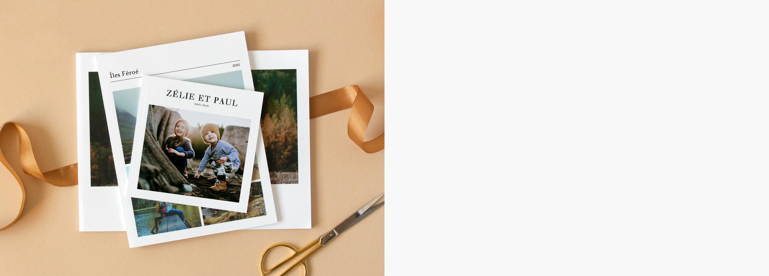 Album photo Rosemood couverture souple