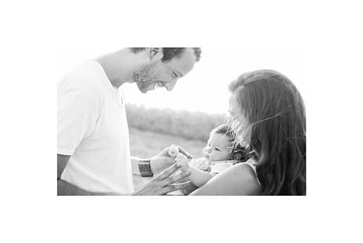 Faire-part de naissance Contemporain 4 photos blanc - Page 2