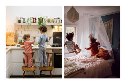 Carte de voeux Petit poème paysage 2 photos kraft - Page 2
