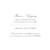 Faire-part de mariage Gourmand (4 pages) rose - Page 3