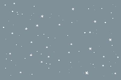 Carton réponse mariage Étoile gris bleu finition
