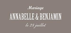 Etiquette de mariage marron le plus beau jour taupe