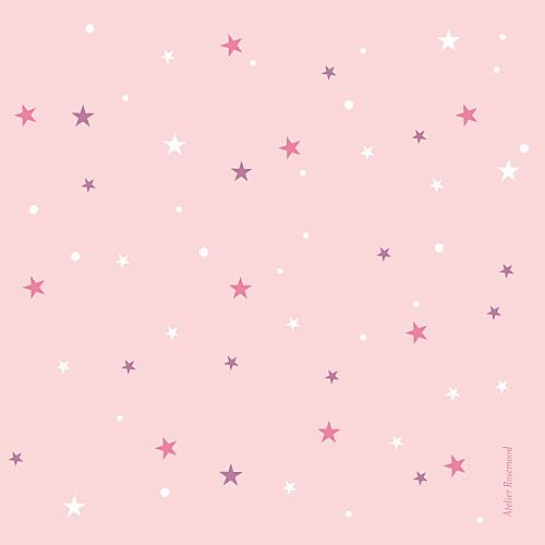 Carte d'anniversaire Soirée pyjama (4 pages) rose - Page 4