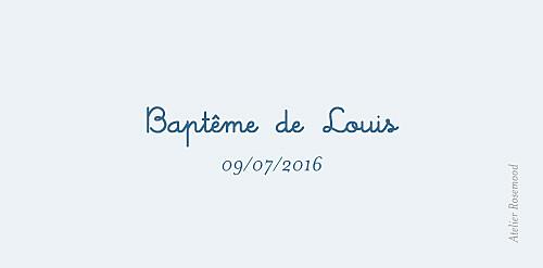 Marque-place Baptême Marin bleu - Page 3