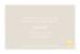 Faire-part de naissance Balade (4 enfants) beige jaune - Page 2