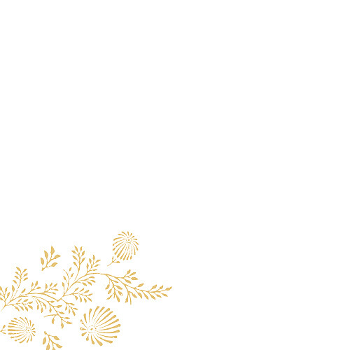 Faire-part de mariage Idylle (4 pages) pollen - Page 2