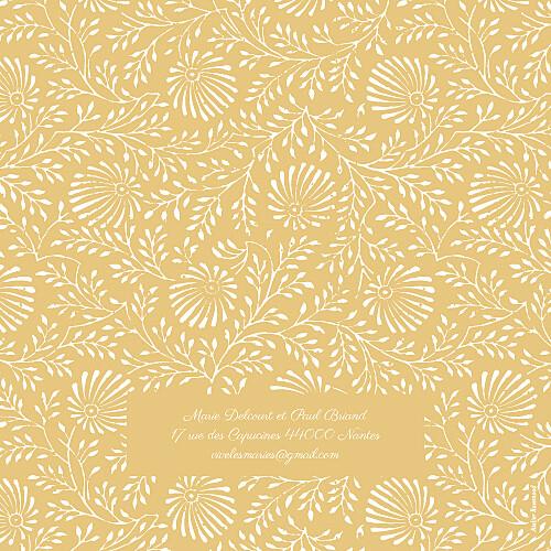 Faire-part de mariage Idylle (4 pages) pollen - Page 4