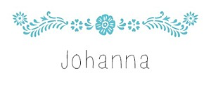 Marque-place mariage violet papel picado turquoise