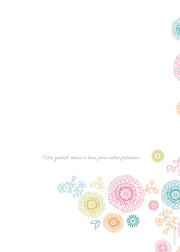 Livret de messe Champêtre multicolore - Page 4
