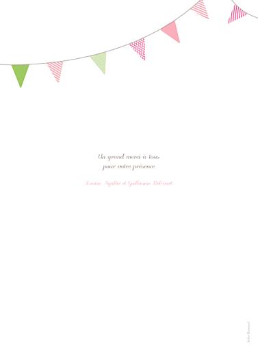 Livret de messe Fanions rose vert - Page 4