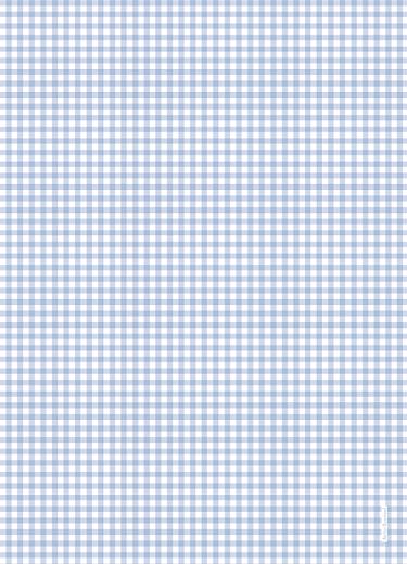 Livret de messe Vichy bleu - Page 4