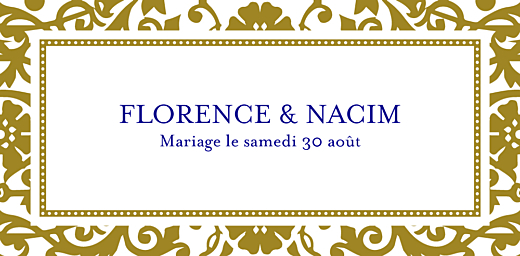 Marque-place mariage Byzance doré - Page 4