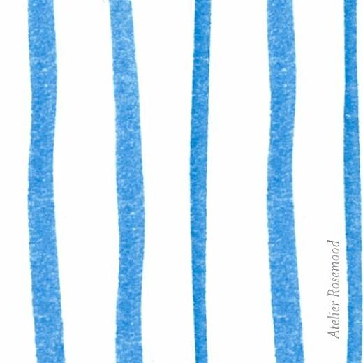 Etiquette perforée baptême Colombes (carré) bleu - Page 2