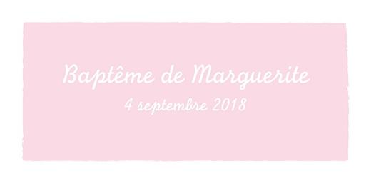 Marque-place Baptême Cerises rose clair - Page 4