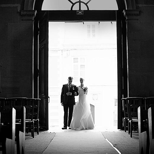 Carte de remerciement mariage Plein la vue (triptyque) blanc - Page 6