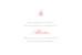 Faire-part de naissance Pirouette 2 photos paysage rose - Page 3