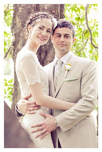 Carte de remerciement mariage Souvenir 3 photos (portrait) blanc - Page 2