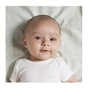 Faire-part de naissance Balade 2 enfants (triptyque) beige jaune page 4