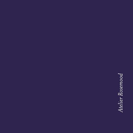Etiquette perforée mariage L'annonce kraft & bleu-violet - Page 2