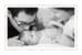Faire-part de naissance Liberty tradition 2 photos rose - Page 2