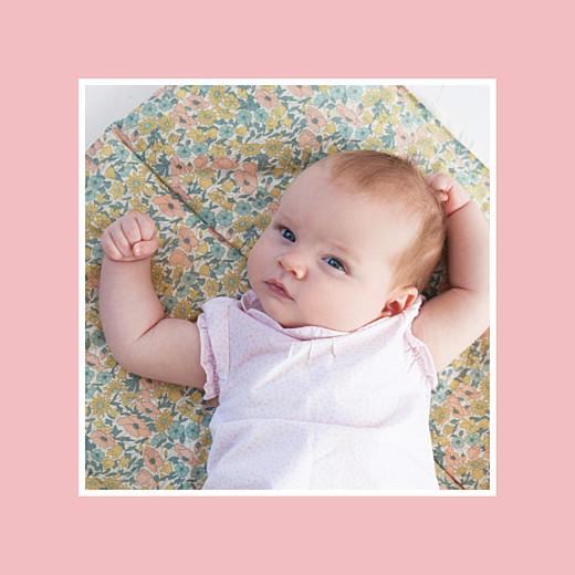 Faire-part de naissance Jeux enfants à 3 (triptyque) rose garçon fille - Page 6