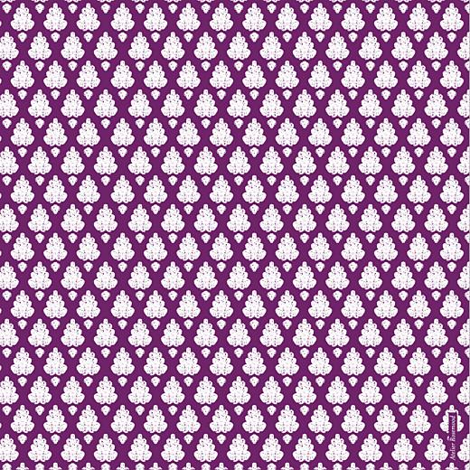 Faire-part de naissance Batik (2 photos) violet - Page 4