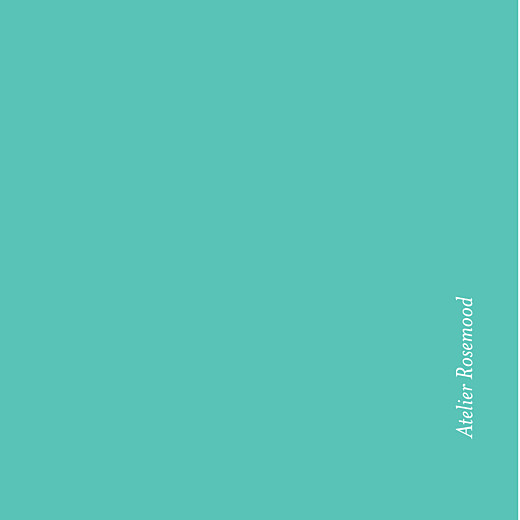 Etiquette perforée mariage Graphique orange et turquoise - Page 2