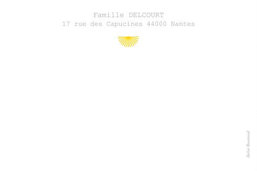 Carte de correspondance Pistil jaune - Page 2