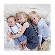 Faire-part de naissance Lovely family 2 enfants 3photos garçons page 6