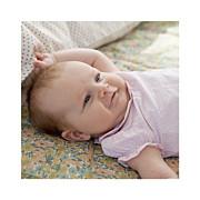 Faire-part de naissance Lovely girl (triptyque) blanc page 4