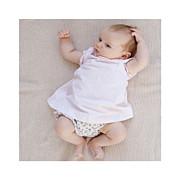 Faire-part de naissance Lovely girl (triptyque) blanc page 6