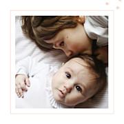 Faire-part de naissance Chat & compagnie (triptyque) poudre page 4