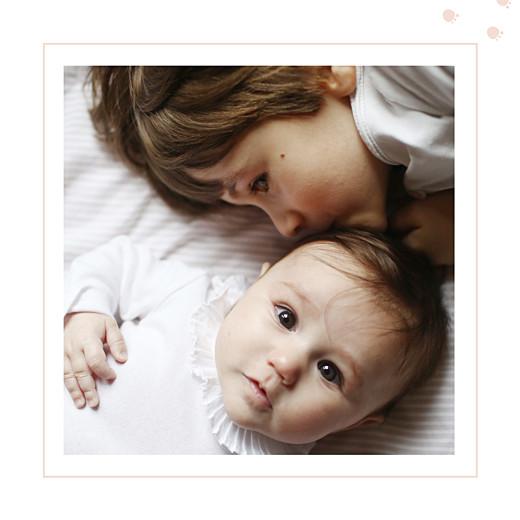Faire-part de naissance Chat & compagnie (triptyque) poudre - Page 4