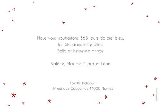 Carte de voeux Ange (3 photos) rouge - Page 2