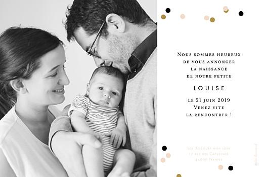 Faire-part de naissance Jolis mômes photo rv rose - Page 2