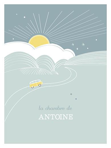 Affichette Sunshine jade - Page 1