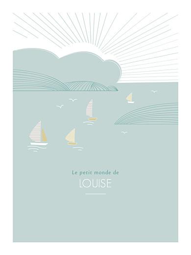 Affiche Horizon vert d'eau - Page 1