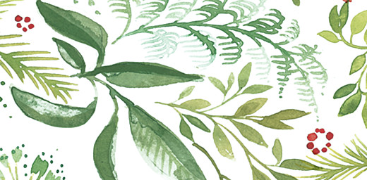 Marque-place mariage Murmure de forêt vert - Page 2