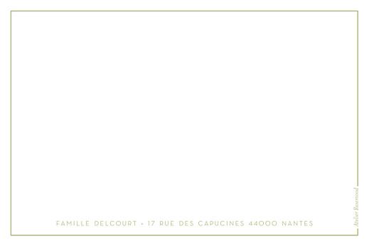 Carte de correspondance Cactus vert - Page 2