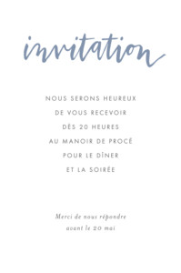Carton Réponse Mariage Lettres D Amour Rosemood Be