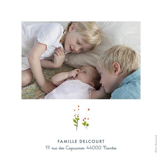 Faire-part de naissance Abc... lapin blanc - Page 4