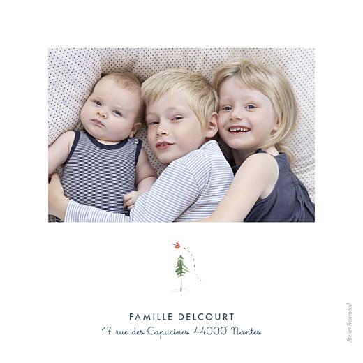 Faire-part de naissance Abc... renard blanc - Page 4