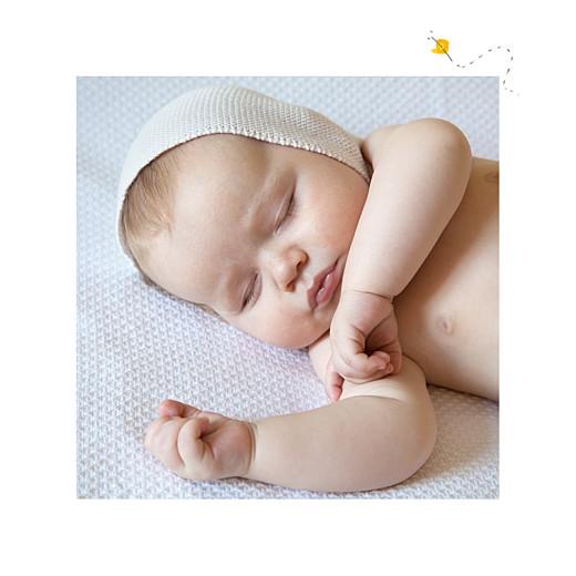 Faire-part de naissance Abc... toucan blanc - Page 2