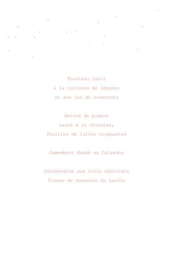 Menu de baptême Moulin à vent (4 pages) vert pâle - Page 3