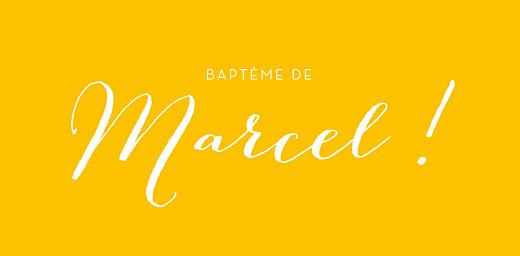 Marque-place Baptême Son prénom soleil - Page 4