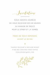 Carte D Invitation Wpawpartco