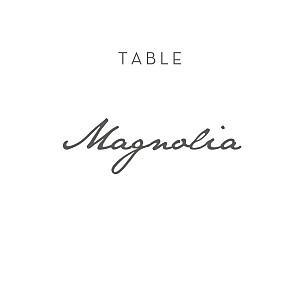 Marque-table mariage blanc élégant coeur (dorure) blanc