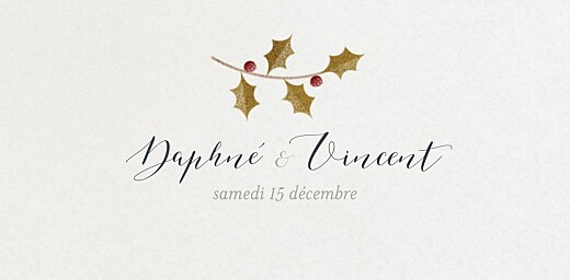 Marque-place mariage Daphné hiver - Page 4
