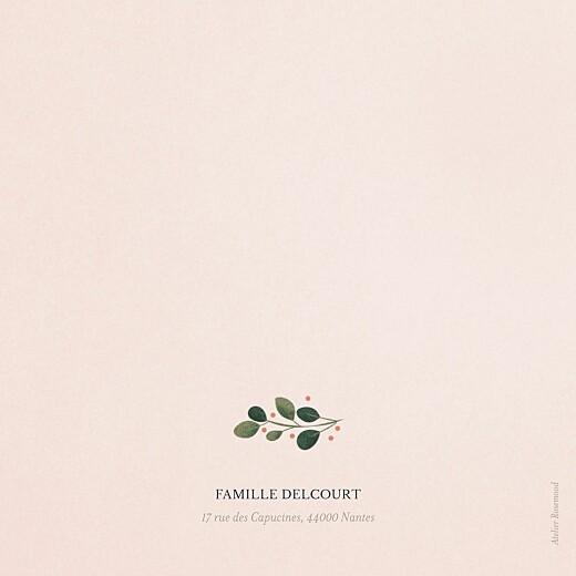 Faire-part de naissance Daphné printemps - Page 4